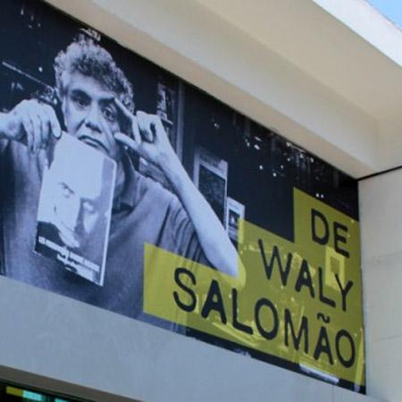 A Biblioteca de Grifos de Waly Salomão